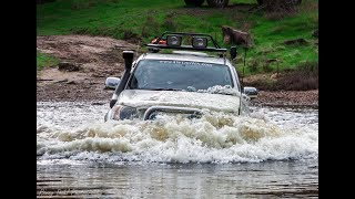 Toyota Land Cruiser Extreme Offroad At Cape York