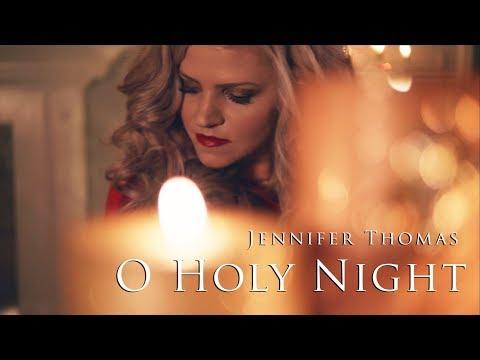 O HOLY NIGHT (Epic Cinematic Piano) - Jennifer Thomas #LighttheWorld