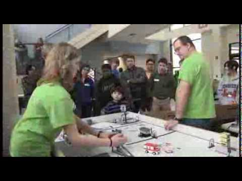 STEM Outreach: 2014 Bring Your Youth to Work Day