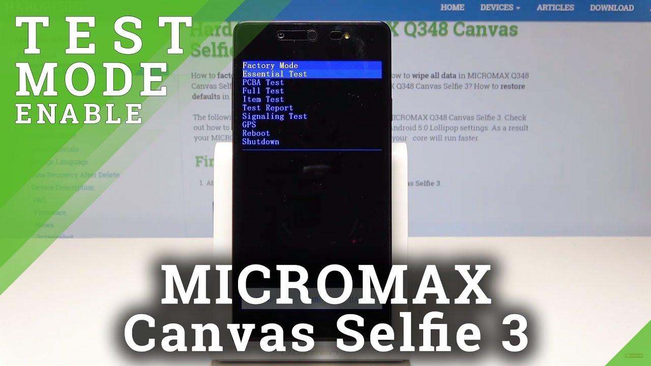 Micromax Q345 Custom Recovery