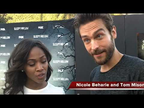 Nicole Beharie and Tom Mison Talk SLEEPY HOLLOW Season 2