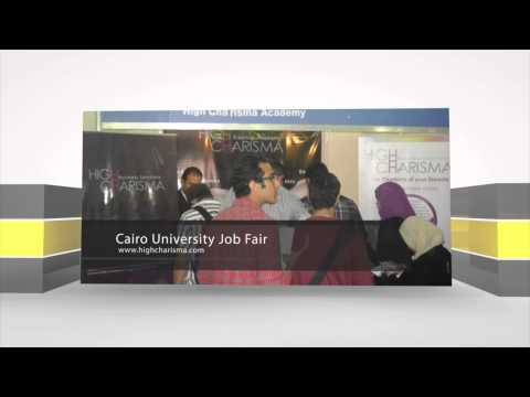 cairo university job fair
