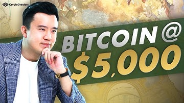 Bitcoin To $5000!! But Can It Break Key Resistance? $200B Market Cap or Bull Trap?