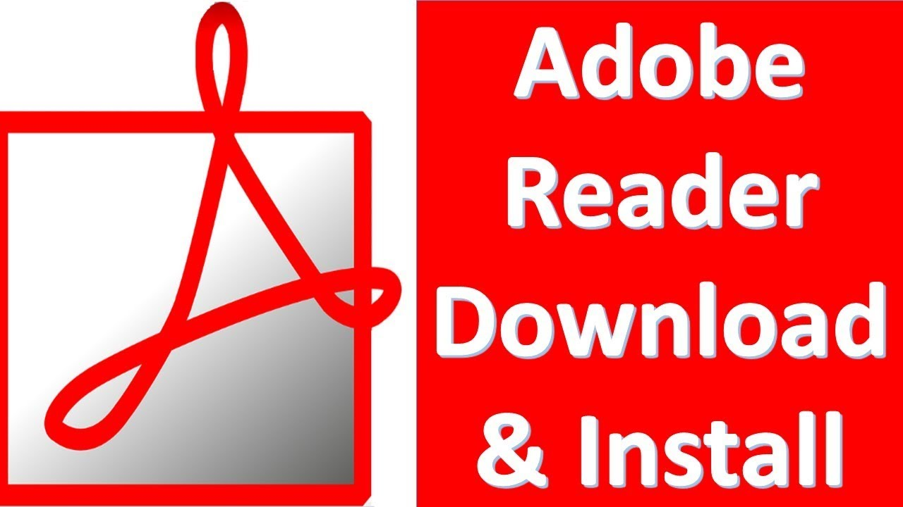 How to Download and Install Adobe Reader for Free in ...