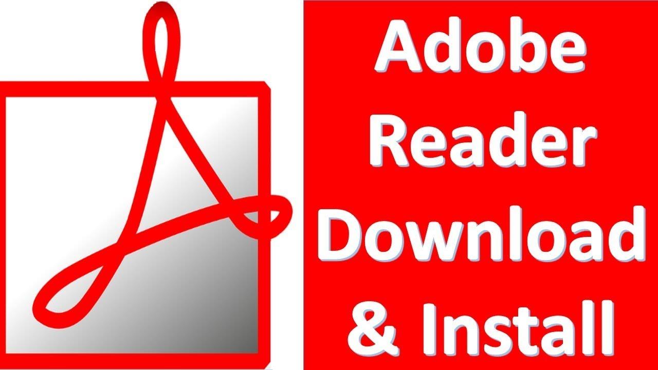 install acrobat reader 9 free