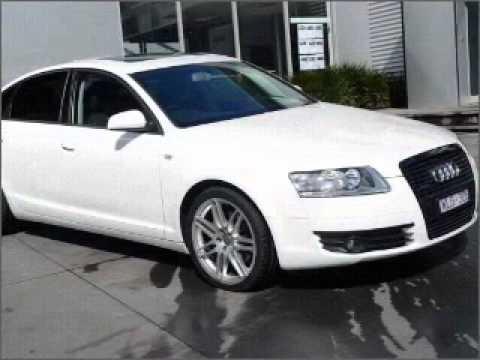 2008 Audi A6 White Edition Burwood Vic Youtube