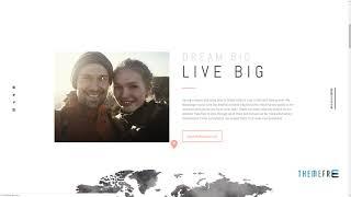 Vagabonds Personal Travel and Lifestyle Blog WordPress Theme      Kar