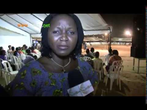 Les artistes de Cote d'Ivoire rendent un dernier hommage à Tantie Oussou