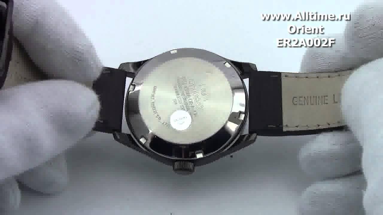 Инструкция часов orient ceu05001bw