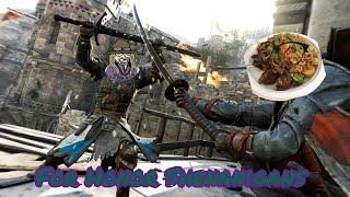 For Honor with CHR0ME