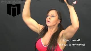 Marta's workout #17