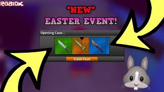 *NEW* EASTER UPDATE! *CONTAINS NEW CASES* (ROBLOX ASSASSIN NEW AMAZING UPDATE)