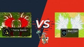 [DOFUS 1.29 ERATZ] DEFENSE PERCEPTEUR #3 - Black Card VS Tierra Santa