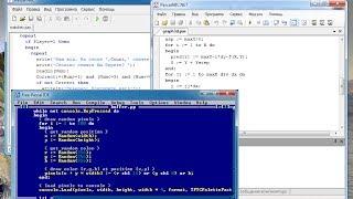 Уроки по программированию на языке Pascal. Урок 5.1 Решение задач ( if then else ).