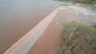Sanford Dam Failure 1