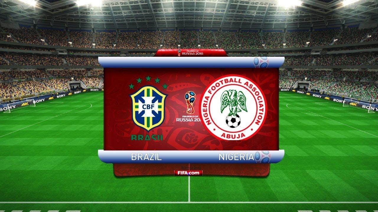 البرازيل ونيجيريا بث مباشر
