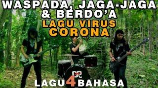 Download lagu Waspada & Do'a LAGU VIRUS CORONA 4 BAHASA - Gafarock ( Nada Asli lagu Jaranan Karya Ki Hadisukatno )