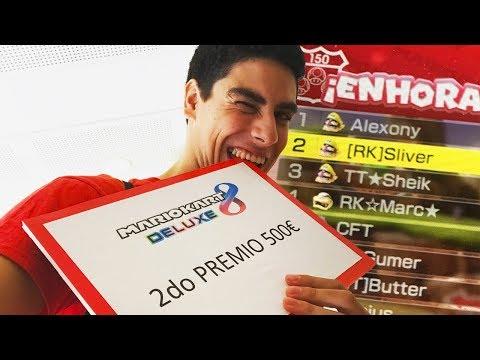 ¡SUBCAMPEÓN DE ESPAÑA DE MARIO KART 8 DELUXE! | Vlog Barcelona Games World