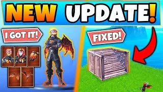 Fortnite LAVA LEGENDS Pack GAMEPLAY + Trap Bug Fixed! - 5 New Update Things in Battle Royale