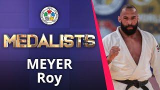 MEYER Roy Bronze medal Judo World Championships Senior 2019