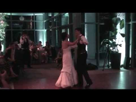 Jess and Christian - Wedding Viennese Waltz - Married Life (from Up)