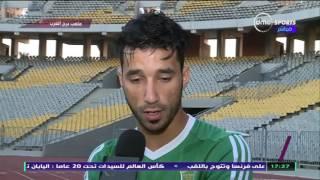 المقصورة - تصريحات محمد سالم بعد التعادل مع سموحة