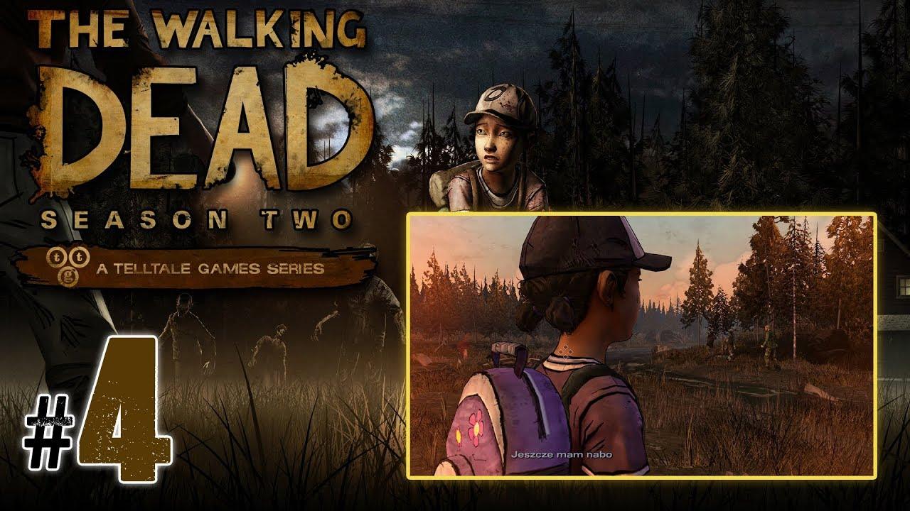 """Let's Play: The Walking Dead S2 odc. 4 – Epizod I [4/4] – """"Wybór"""""""