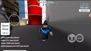 ROBLOX!!!! Oh shoot gtg