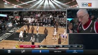 Olivia Harlan interviews Brooklyn Nets superfan Mr. Whammy