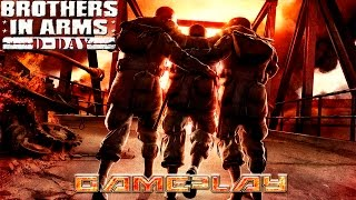 Brothers In Arms D-Day - PSP - Gameplay / Review - Una Historia de Sangre