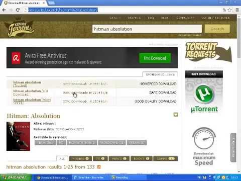 How To Download Hitman Absolution PC