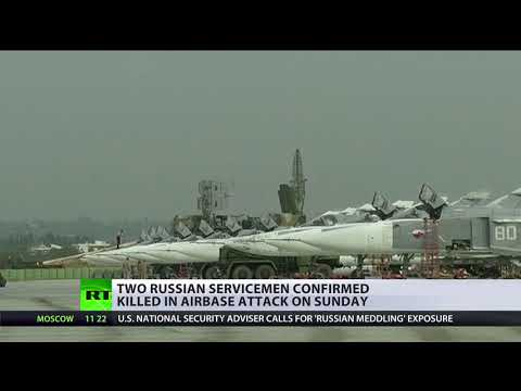 2 Russian servicemen killed in shelling of Khmeimim air base in Syria