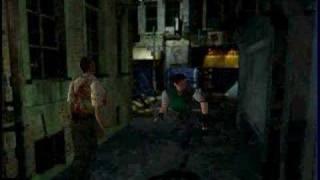 Play as Chris Redfield in Resident Evil 2