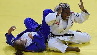 Judo-WM: Japan verteidigt Team-Gold