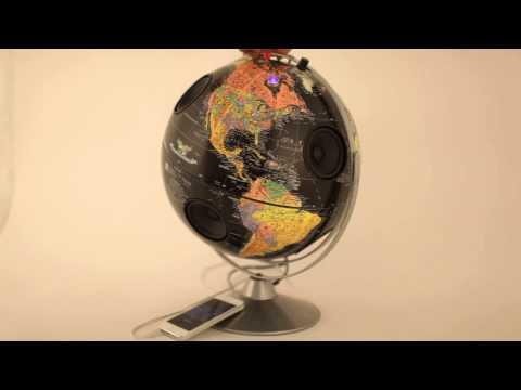 Earthquake Globe (Mod Radio) Justin Timberlake Mirrors