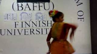 Oni-Bengali dance,  Bihure logon Modhure logon