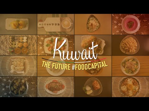 KUWAIT - The Future #FoodCapital | QCPTV.com