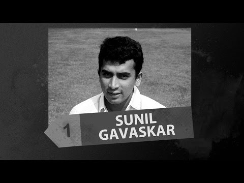 My XI: Mike Brearley's favourite captain: 1) Sunil Gavaskar