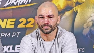 Artem Lobov FULL POST FIGHT PRESS CONFERENCE vs. Paulie Malignaggi