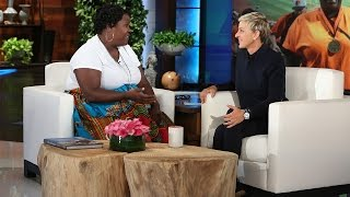 Ellen Meets the School Bus Driver Who Saved 20 Kids' Lives