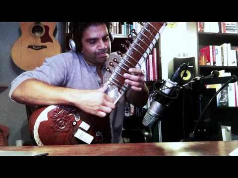 Closer Chainsmokers Sitar Cover