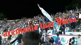 Luar biasa !! Stadion gajayana penuh dengan aremania || arema vs perseru serui