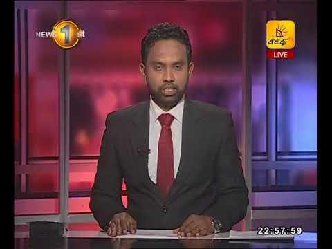 News 1st Prime Time Tamil News   10 45 PM 20 05 2018