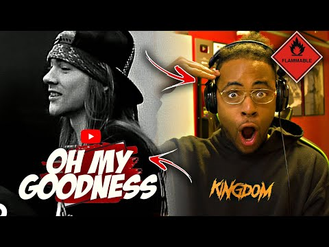 LOOK AT THEM GO!! | Rap Fan Reacts To Guns N' Roses – Paradise City (REACTION!)