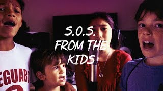 Download lagu SOS from the Kids - (Official Music Video)