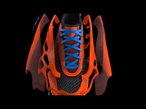 Under Armour Spine Venom Shoe @ TGE