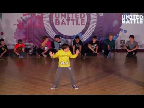 United Battle 2016 - Hip-Hop Solo, Beginners