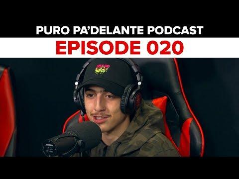 Entrevista con T3R Elemento - Puro Pa'DELante - Podcast 020 - DEL Records 2019