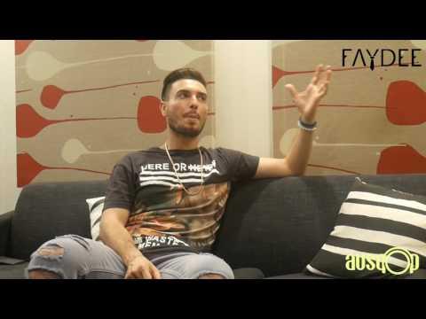 auspOp Artist Of The Month : Faydee (Interview Part One)