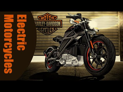 Top Five Amazing & Fast Electric Motorcycles